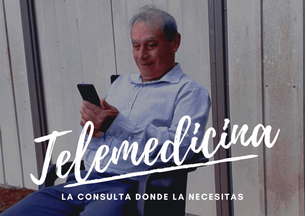Telemedicina hasta Miramundo, Chalatenango
